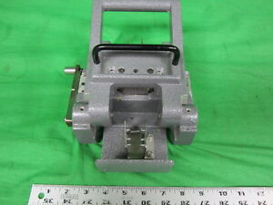 Strong 35mm Motion Picture Film Splicer Late Model Tape type  Nice Shape!