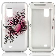 Grunge Heart Hard Case Cover for Samsung Fascinate i500