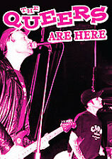 The Queers - The Queers Are Here (DVD, 2007) NEW SEALED