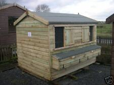 Rowton Poultry Chicken Shed With Laying Boxes