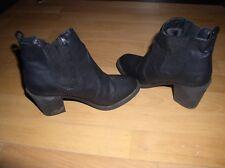 H&M Stiefeletten schwarz Gr. 37