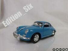 SunnySide 1:24 PORSCHE 356B Classic German Sports car Replica