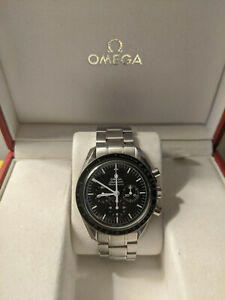 OMEGA Speedmaster Professional Moonwatch Hesalite 3570.50 Stainless Steel 42mm