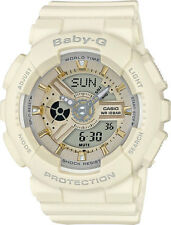 Casio Baby-G Womens Wrist Watch BA110GA-7A2 BA-110GA-7A2 Gold Accent Analog-Digi