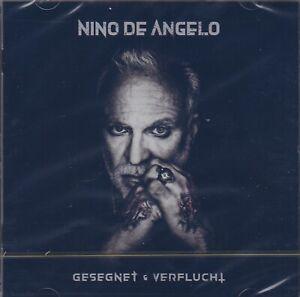 Nino de Angelo*Gesegnet und verflucht*VÖ 2021*NEU*OVP*