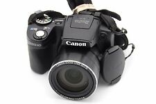 Canon PowerShot SX510 HS 12.1MP 3'' Screen Digital Camera BLACK