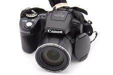 Canon PowerShot SX510 HS 12.1MP 3'' Screen Digital Camera BLACK