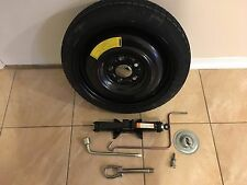 2014 MAZDA 3 Spare Tire Donut Wheel & TOOL KIT 115/70/15 OEM!!!!!