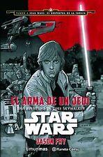 Star Wars: el arma de un Jedi. NUEVO. Nacional URGENTE/Internac. económico. CIEN
