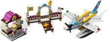 LEGO Friends 3063 Heartlake Flying Club Complete Set w/Manual & Minifig (No Box)