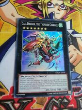 Gaia Dragon, the Thunder Charger gaov-en046 Unltd Ed (NM) Super Yu-Gi-Oh!