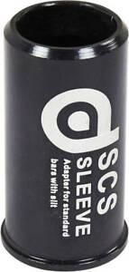 District SCS Standard Sleeve  - Black