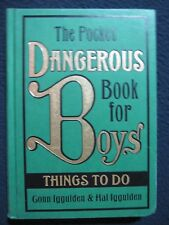 The Pocket Dangerous Book for Boys: Things to Do [Hardcover] [May 06, 2008] Ig..