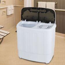 Segawe GSD-H01-1568A 13lbs Portable Mini Washing Machine - White