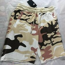 Nike Sportswear Camo Tech Fleece Sweat Shorts Men Size Medium NWT $65 AR4035-238