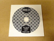 SINGLE CD / BIG D AND THE KIDS TABLE: NOISE COMPLAINT - SNAKEBITE