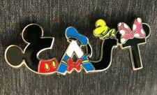 New listing disney trading pin cast member vintage souvenir minnie mouse mickey donald goofy