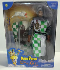 """SIR ROBIN 12"""" FIGURE MONTY PYTHON & THE HOLY GRAIL SEALED SIDESHOW 2001"""