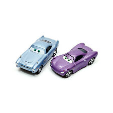 Mattel Disney Pixar Cars 2 Finn McMissile Holley Shiftwell 1:55 Diecast Loose