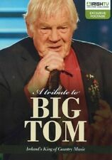 Big Tom - A Tribute to - Ireland's King of Country Music - Rare Ltd Edition DVD