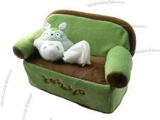NEW Totoro Catbus Ghibli Sofa Plush Tissue Box Cover #A Anime