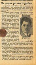 LYON ( RUE ORANGERIE ) HENRY NURY / PUBLICITE PINK 1928