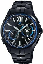 CASIO watch OCEANUS Manta OCW-S3400B-1AJF Men from japan
