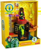 Fisher Price Imaginext Castle Wizard Tower Dragon Playset 2013 with Figures