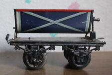 Bing Spur 1 Kipplore Kippwagen Güterwagen Güterwaggon Wagen Waggon