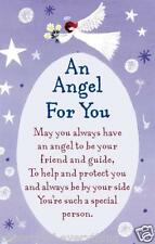 Heartwarmers An Angel For You Credit Card Style Keepsake Envelope To & From