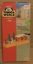 TOMY Train Trackmaster Tomica World - COUNTRY STATION  - 7488 BOXED *free P+P*