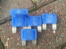 Vauxhall Vectra (08/08) 1.8i Design Littelfuse (10 supplied x5 60, x4 40, x1 30)