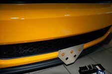 2013 Ford Mustang Boss 302 - Removable Front License Plate Bracket
