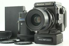 【N MINT-】 Mamiya RZ67 Pro WINDER II Z 90mm f3.5 W & 180mm 120 back from JAPAN
