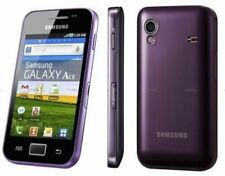Samsung Galaxy Ace GT-S5830M - Purple (Unlocked) Smartphone