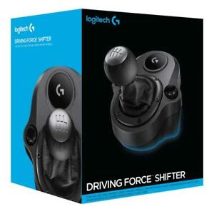 NEW Logitech G Driving Force Shifter – Compatible with G29 and G920 Racing Wheel
