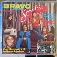 SMOKIE LP BRAVO PRASENTIERT SMOKIE 1976 GERMANY VG++/VG++