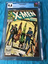Uncanny X-Men #236 - Marvel - CGC 9.8 NM/MT - Claremont - Ms. Marvel appearance
