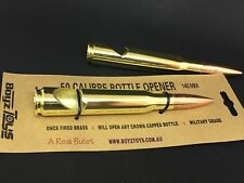 'Real' 50 Cal. Bullet Bottle Opener - Lots of 10