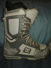 DC Snowboarding Boots Men park All Season Size 8