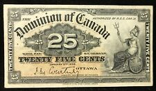 1900 25c Dominion Of Canada 25 Cents Courtney P-9a - Date/Name/Location CA601