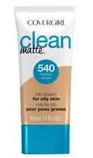 COVERGIRL Clean Matte BB Cream For Oily Skin. Shade 540 MEDIUM. 30ml X
