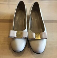 7947292022a48 Salvatore Ferragamo Leather Vintage Shoes for Women for sale | eBay