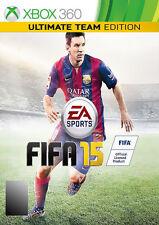 FIFA 15 -- Ultimate Team Edition (Microsoft Xbox 360, 2014) - US Version