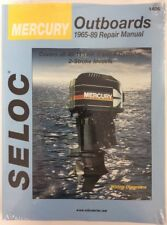 SELOC 1406 Service Manual Mercury Outboards 1965-1989 40-115 HP 2-stroke