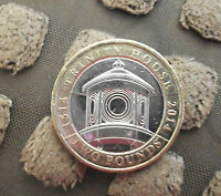 500th ANNIVERSARY OF TRINITY HOUSE £2 COIN 1514 - 2014