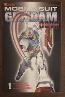 Mobile Suit Gundam 0079 Part 1 #1 1999 first printing Viz Comic Book 1st Print