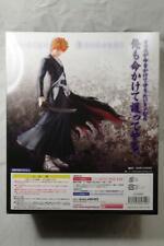 G.E.M. Series Bleach Ichigo Kurosaki 10th Anniversary Ver figure MegaHouse