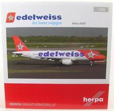 Airbus A320 Edelweiss Air (Reg.HB-IHZ)