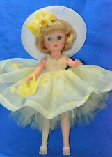 "Vintage 8"" Cosmopolitan Little Miss Ginger Doll in Tagged Dress ""Daisy"""